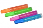 Гель с блестками deVENTE Neon Glitter Gel, 10 мл микс х 6 цветов оптом