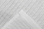 Полотенце вафельное Элиза 001 30х30 см, белый, хлопок 100%, 200г/м2  4777528 оптом