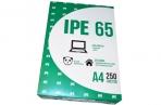 Бумага писчая IPE 65, А4, 250л., 55-65г/м2, 75%~~ оптом