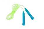 Скакалка пластиковая, 2 м, цвета МИКС оптом