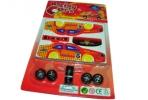 """Игра """"Пазлы"""" 3D картон 0339 """"Машины"""" /0 /0 /320 оптом"""