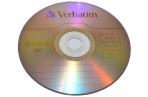Диски DVD-R (минус) VERBATIM 4, 7Gb 16x 50шт Cake Box оптом