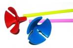 Палочка с крепежом 16736 для шариков /100 /0 /5000 оптом