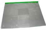 Папка на молнии А4 прозрачн /зиппер/YIWU 0. 14мк оптом
