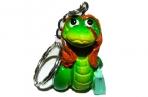 "Брелок-полистоун ZH6432 ""Змея красотка"", 4х2, 5 см, 3 асс /12 /0 /576 оптом"