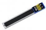 Грифели для механических карандашей, НВ, 0.7 мм, 24 шт. оптом