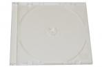Бокс для 1 CD/DVD/BD Slim Case прозрачный оптом