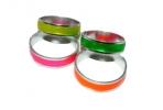 Игрушка-украшение 3474 кольцо, пластик, ассорти /100 /1000 /50000 оптом