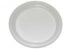 Тарелка одноразовая десертная d=220 мм белая 100шт/уп~~ оптом