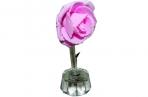 """Сувенир из акрила 319 """"Роза"""", 11, 5 см, светящийся /1 /0 /288 оптом"""