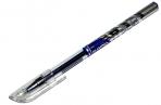 Ручка гелевая, 0. 5 мм, синяя, Super, игольчатый пишущий узел оптом