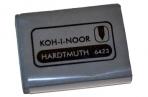 Ластик-клячка KOH-I-NOOR, 47x36x10 мм, супермягкий, серый, 6423018004KD оптом
