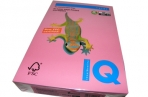 Бумага цветная IQ COLOR (А4, 80г, PI25-розовый, Австрия) ~~ оптом