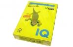 """Бумага цветная д/офисной техники 80г/м2 А4 """"IQ COLOR"""" (канареечно-желтый) CY39 ~~ оптом"""