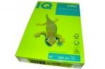 Бумага цветная IQ COLOR (А4, 80г, NEOGN-зеленый неон, Австрия) ~~ оптом