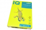 Бумага цветная IQ COLOR (А4, 80г, NEOGB-желтый неон, Австрия). ~~ оптом