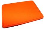 "Визитница верт. 4038_V, ""Оранжевый неон"", на16 карт, 7, 5х11см, к/зам /10 /0 /120 оптом"