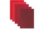 Цветной фетр для творчества А4 BRAUBERG/ОСТРОВ СОКРОВИЩ 5л., 5цв., толщ. 2мм, оттенки красн., 660642 оптом
