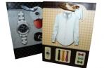 Пакет подар. бумага 1432-1 Мужской, 24*18*8 см, 4 асс /12 /0/600 оптом