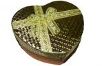 """Коробка подарочная 15470 """"Сердце"""", 12*5, 5 см, цв. асс /6 /0/360 оптом"""