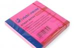 Пост 75*75 мм 80л розовый неон ERICH KRAUSE 7323 оптом