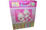 """Пакет подар. бумага 2008-2 """"Малыши"""" 26*32*10, 4 ассорти /12 /0 /360 оптом"""