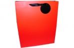 """Пакет подар. бумага 2011-3 """"Однотонный"""" 43*30*12, 4 ассорти /12 /0 /264 оптом"""