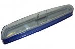 "Футляр ""Гоа"", д/подар. ручки SBOX119-4, пластик, прозр. крышка, фиолетовый /1 /50¶/200 оптом"