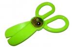 Ножницы детские 2958 пластиковые, 9 см, цв. асс J. Otten/72 /0 /2304 оптом