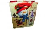 """Пакет подар. бумага 5991-1 """"Новый год"""", 40х31х12см, асс /12 /0 /360 /0 оптом"""