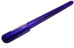 Ручка масляная Piano 001-РS, фиолетовый стержень 1мм, фиолетовый пласт. корпус /12 /144 /1728 /0 оптом