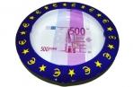 Пепельница металическая 500 евро оптом