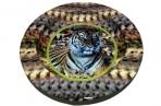 Пепельница металическая Тигр оптом