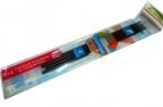 Стержни 134 синие набор 3шт+1 красный в подарок, 142мм, 0, 7, д/ручки 927 /120 /0 /1200 /0 оптом