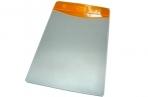 Бейдж Т-091 вертикальный пластик, 74*104 оранжевая вставка J. Otten /10 /100 /2000 оптом