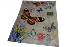 """Пакет подар. бумага 8823В """"Бабочки"""" 26*10*32см J. Otten /12 /0 /384 оптом"""