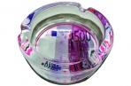 Пепельница стеклянная 500 евро оптом