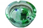 Пепельница стеклянная 100 евро оптом