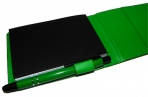 Набор подар. NOTE001-8 Зеленый, блокнот+ручка J. Otten /1 /0 /100 /0 оптом