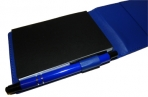 Набор подар. NOTE001-4 Синий, блокнот+ручка J. Otten /1 /0 /100 /0 оптом