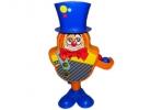 Клоун из ПВХ ( Забавный клоун 1/12 ) оптом