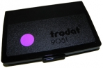 Штемпельная подушка, фиолетовая, разм. 9х5 см,  (TRODAT) оптом