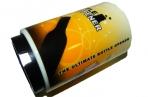Открывалка в виде цилиндра желтая оптом