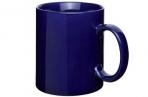 Кружка БОЛЬШАЯ Н-12, 5 см синяя ЭВРИКА оптом