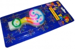 Свеча для торта нумерологическая ЗНАК ВОПРОСА, разноцветная, 7см,  (ACTION!) оптом