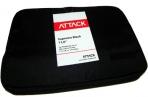 Чехол для ноутбука ATTACK Supreme Black 11, 6 полиэстер, черный,  (285x205x35) оптом
