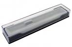 Футляр для одной ручки 165*36*21мм пластиковый прямоугольный, INDEX оптом