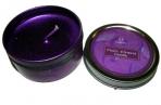 свеча ВИЛОЛЕТТА искристая d6. 5cм фиолетовый оптом