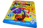 Фломастеры рисуй-стирай 12цв (11+1) Artberry супертип/короб с подвесом оптом