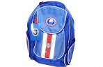 рюкзак школьный Monochrome голубой оптом
